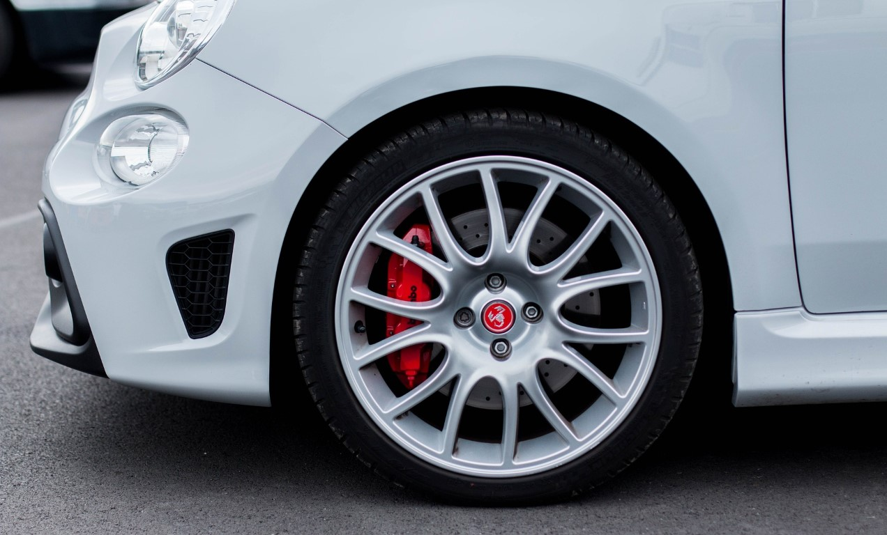 Abarth occasions AutoStrada Roosendaal