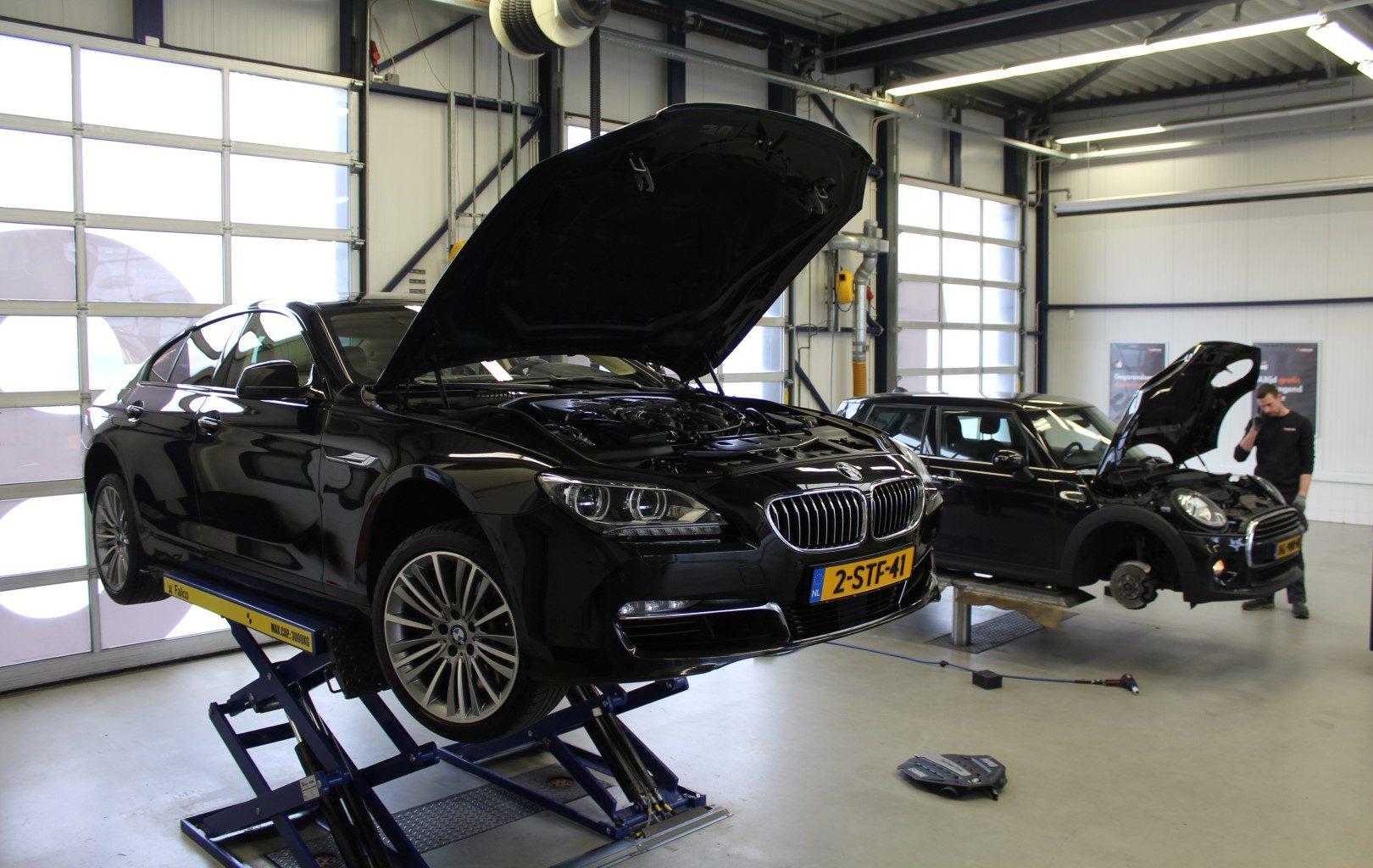 BMW AutoStrada De Werkplaats
